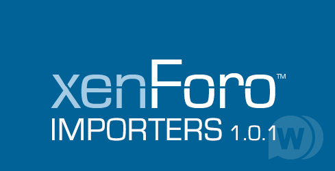 XenForo Importers Released